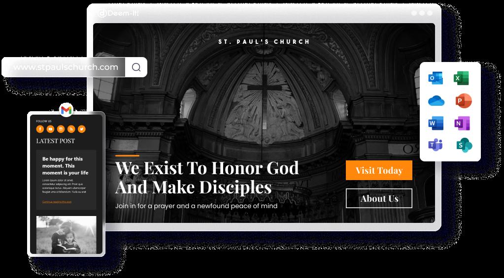 screen dit tool kit marketing website